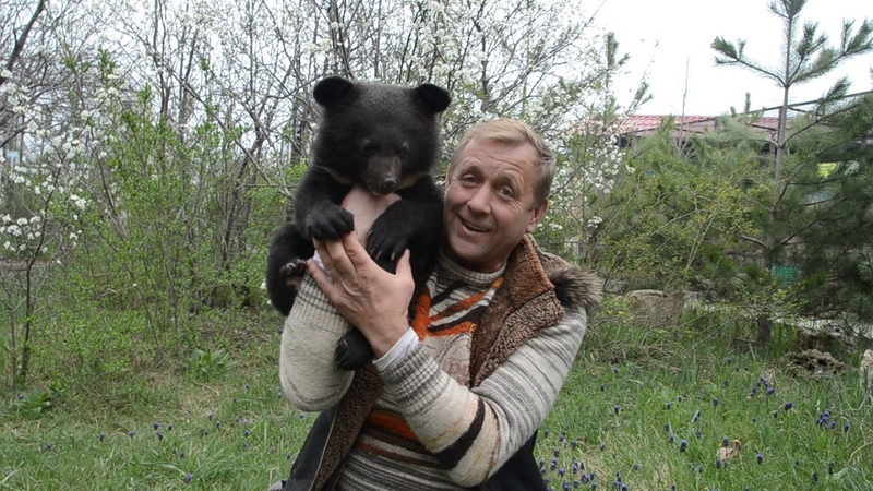 ВПЕРВЫЕ в Тайгане и Сказке родился гималайский медвежонок УМКА