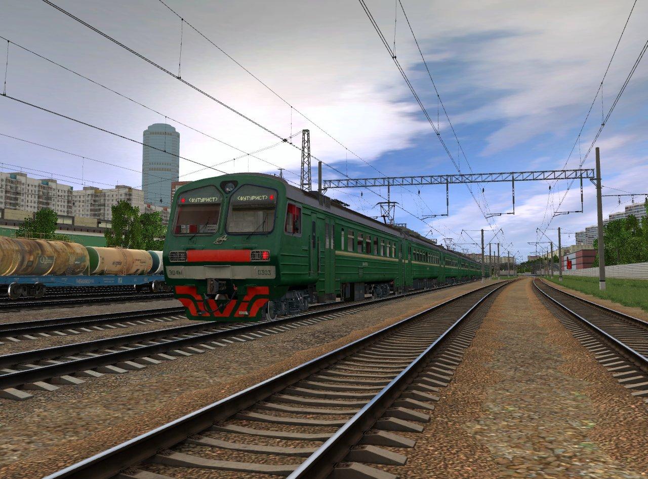 TRS: ЭД4М - 0303