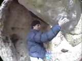 Lowcut. (Bouldering in Frankenjura)