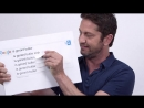 Gerard Butler Answers The Web's Most Searched Questions Google Autocomplete Interview WIRED