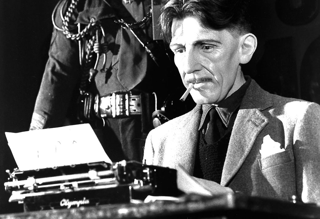 george orwell George orwell is one of the most famous writers of his time he is perhaps best known for his controversial novel, 1984, a dystopian tale in which language and truth are corruptedhe also wrote animal farm, an anti-soviet fable where the animals revolt against the humans.