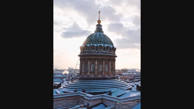 Казанский собор в Петербурге