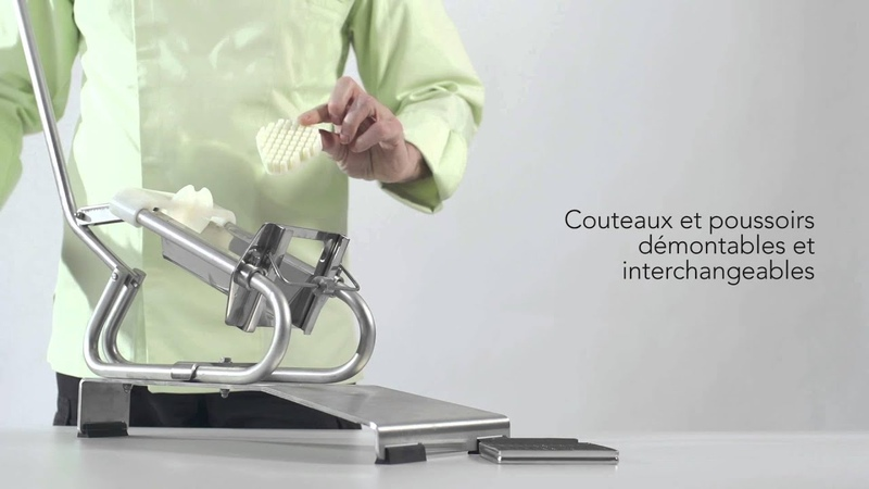 Louis Tellier - Coupe-frites LT