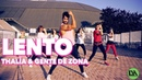 Thalía Gente de Zona Lento by Lessier Herrera Zumba