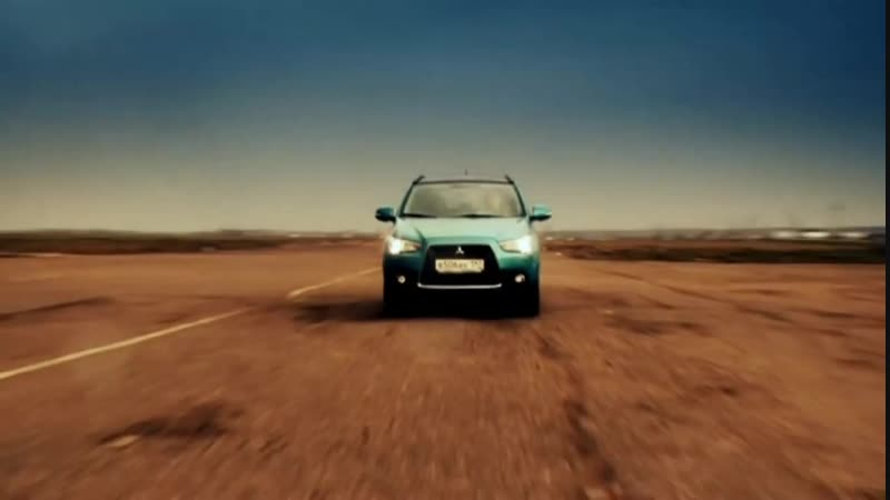 MOTOR.ru 1 серия Видеотест Mitsubishi ASX