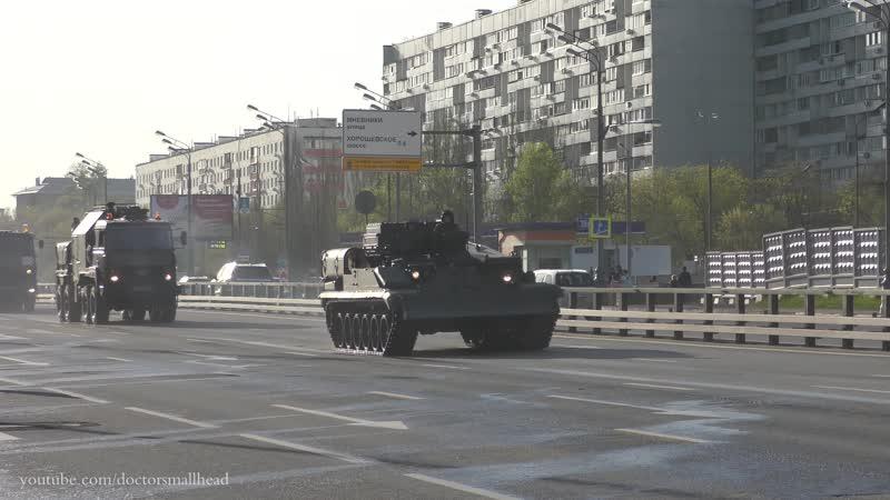 Звенигородское шоссе. Репетиция 2018