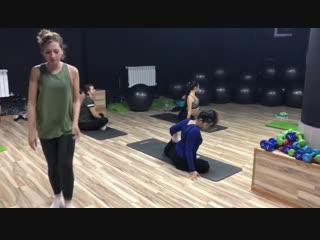 Stretch, Цвирова Марина