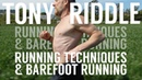 RUNNING BAREFOOT WITH TONY RIDDLE | THE HAPPY PEAR