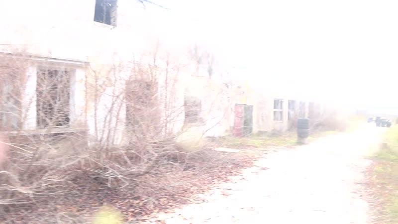 Пейнтбол Симферополь 09.12.18 Захват здания