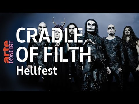 Cradle of Filth - live @ Hellfest 2019 (Full Show HiRes)– ARTE Concert