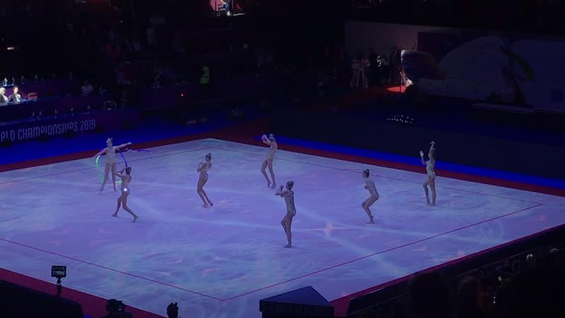 Гала-концерт, «Unstoppable» Юниорский Чемпионат Мира 2019, Москва