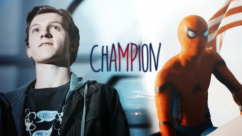 CHAMPION || peter parker [spider-man homecoming spoilers]