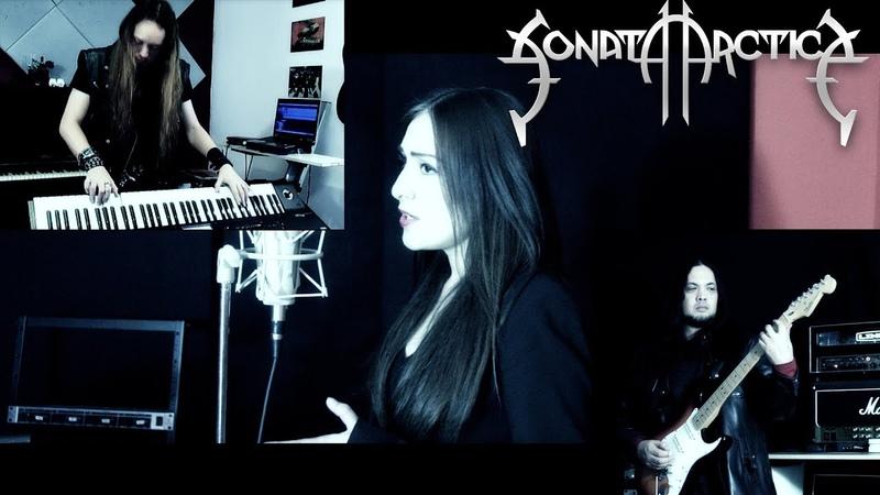 Sonata Arctica - Fullmoon (Cover by Lluvia Edgar Feat Flavio) Legati