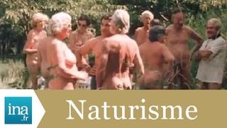 Une formule de vacances au lac d'Aydat : le naturisme - archive vido INA - Vido dailymotion