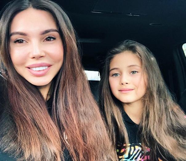 Оксана Самойлова и ее дочка!