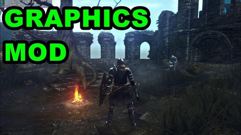 Dark Souls REMASTERED GRAPHICS MOD Enhanced Reshade