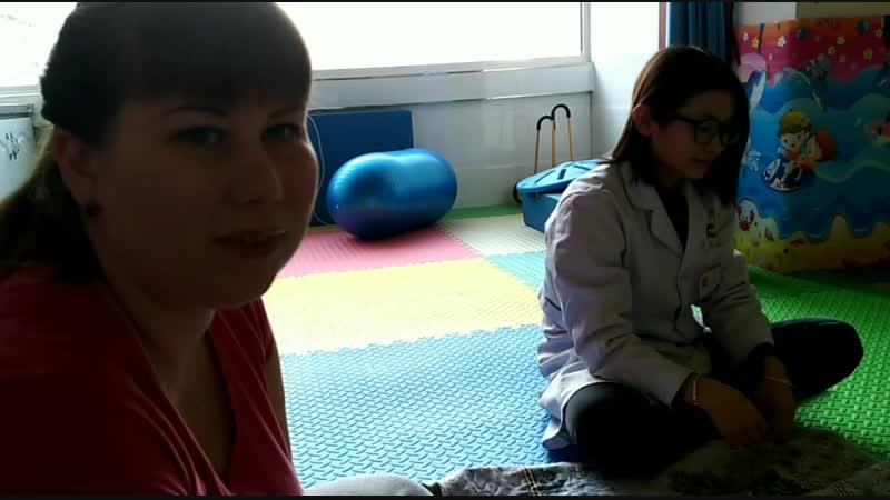 Видео впечатления Светланы, мамы Егора о Китае🇨🇳️ и лечении в Государственной клинике 🏥Традиционной Китайской Медицины ТайКан⛩️
