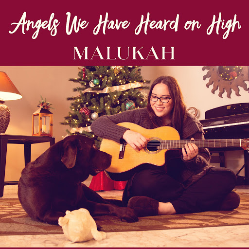 Malukah альбом Angels We Have Heard on High