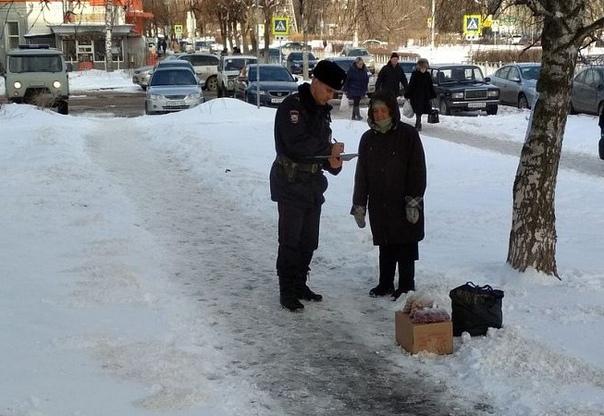 Курских бабушек-торговок оштрафовали на 700 тысяч рублей за незаконную предпринимательскую деятельность