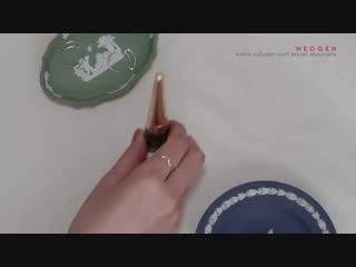 [no va] школьный корейский макияж/school korean makeup 📚🖇