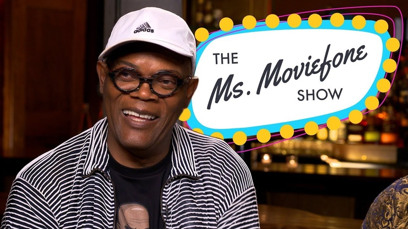 Can 'Shaft' Stars Guess New Theme Song Lyrics? | The Ms. Moviefone Show