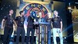 ENCE champion