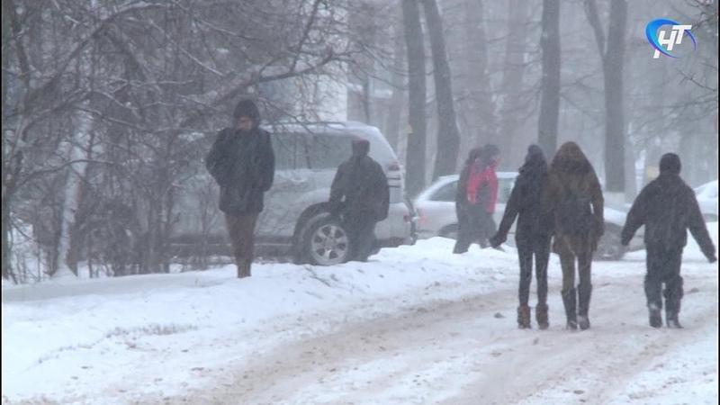 Метеозависимым новгородцам сегодня следует поберечь здоровье