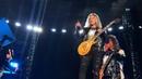 Metallica Hommage à Johnny Hallyday