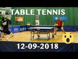 Table Tennis (12-09-2018)
