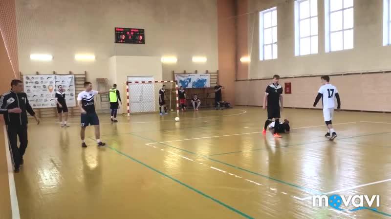 IFC 5х5 2018-19. Орион 4-4 Двина 16.02.19.