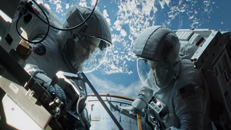 Эпизод из фильма Гравитация часть 1 (Цепная реакция) FUUL HD 1080p