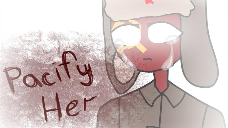 Pacify Her PMV [CountryHumans] Yandere Third Reich