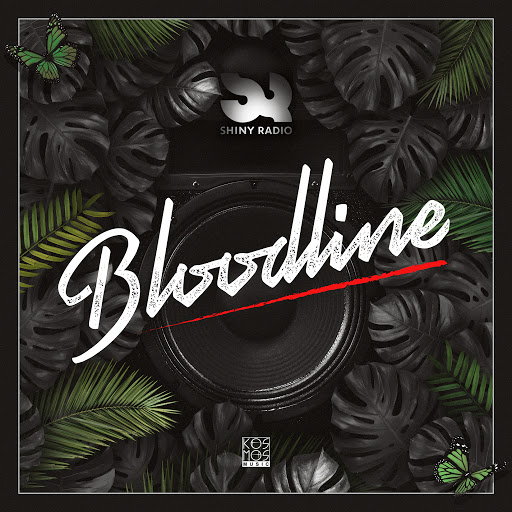 Shiny Radio альбом Bloodline LP