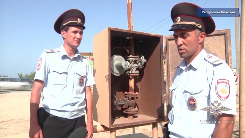 Владимир Колокольцев подписал приказ о награждении сотрудников патрульно-постовой службы из города Избербаш