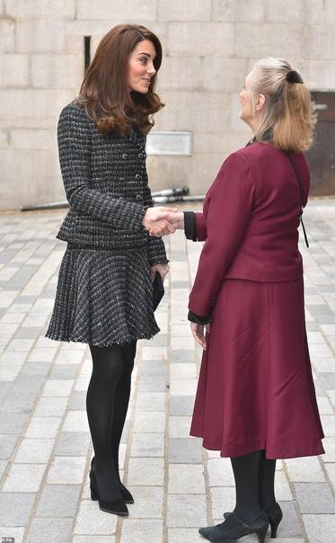 Кейт, герцогиня Кембриджская Сэм и Аарон Тейлор-ДжонсонАлессандра АмбросиоНатали Дормер и Люси Бойтон