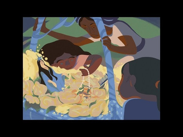 Iemanjá - Animation Short Film 2018 - GOBELINS