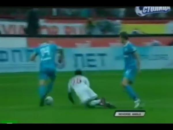 Локомотив (М) 4-2 Зенит / 10.09.2011 / Премьер-Лига