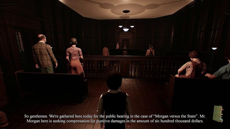 Игровой процесс Lucius III — Ратуша