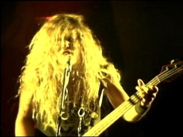 Morbid Angel Live Madness 1989