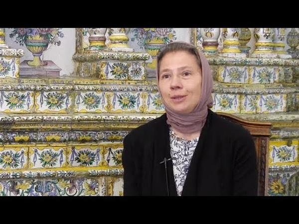 Зданович А.В._Интервью о росписи Кафедрального собора в Лондоне