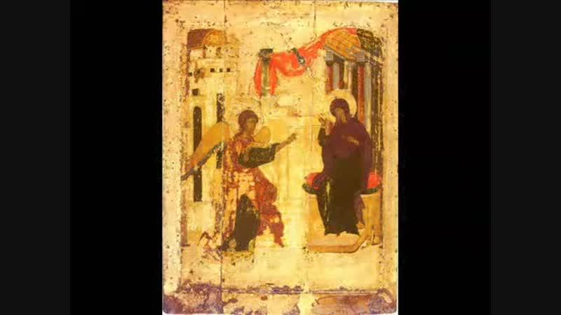 В память о прп. Андрее Рублеве († 1428), х/ф Андрей Рублев, реж. А.Тарковский