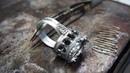 Ювелирка своими руками: Эпизод 1 Серебряное кольцо с камнем / Hand Made Jewelry Episode1