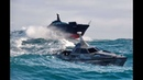 IMPOSSIBLE TO SINK THE THUNDER CHILD DEFIES STORMY SEAS WARTHOG 2018