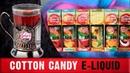 Cotton Candy Ice Tea e-liquid - ЗБС!
