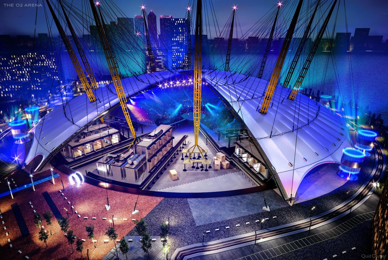 купол тысячелетия в лондоне