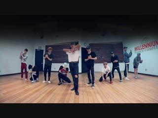 NCT 127 - Regular Dance Practice Ver.