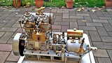 Most Amazing Miniature &amp Model Engines In The World
