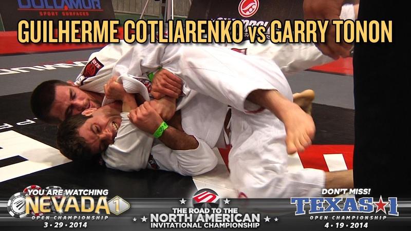 FIVE Grappling Nevada 1 Guilherme Cotliarenko vs Garry Tonon (Men Welterweight Black Belt)