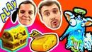 БолтушкА и ПРоХоДиМеЦ Вывели Супер КРЫСУ АНГЕЛА! 161 Игра для Детей - Крысы для андроид