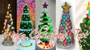 5 Easy DIY Christmas tree ideas Best out of waste 5 min Craft Art with Creativity